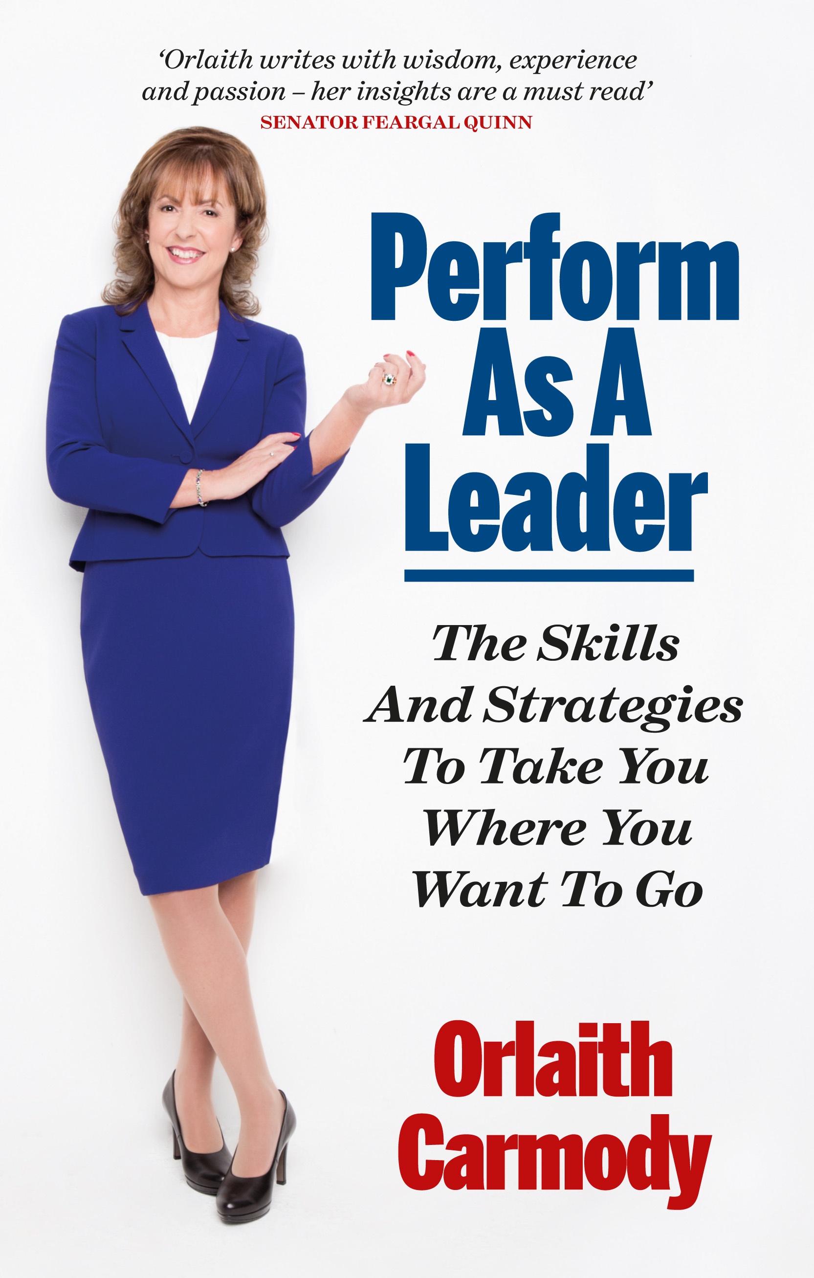 Perform as a Leader Book Cover
